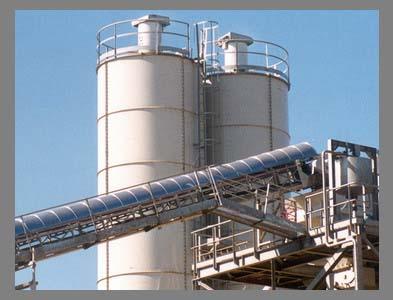 Equipements et composants de silos pour la manutention et la production du vrac