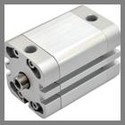 Equipements pneumatiques d'automatisation, Gamme Standard et Gamme ISO